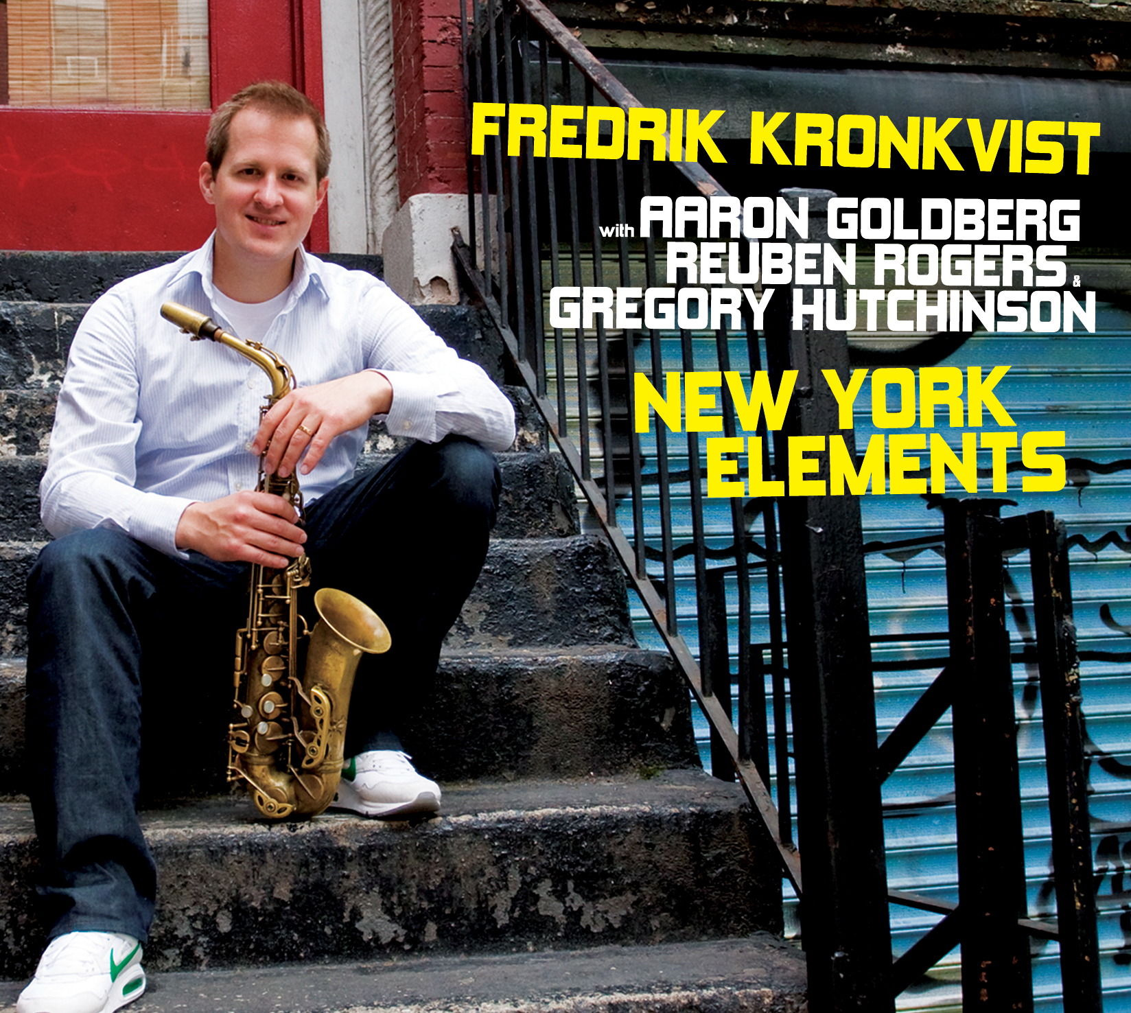 Fredrik Kronkvist - New York Elements
