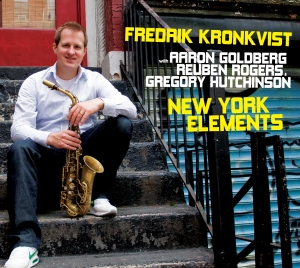 Fredrik Kronkvist NEW YORK ELEMENTS