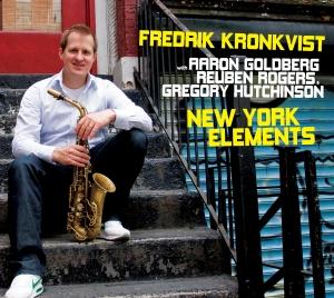 Fredrik Kronkvist NEW YORK ELEMENTS